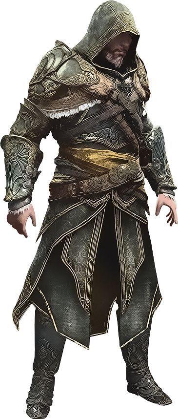 Yoren Brand (Guarda costas de Jark) GRANDE CAIS