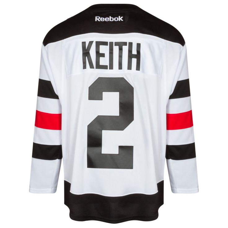 Chicago Blackhawks Men's 2016 Stadium Series Duncan Keith Premier Jersey by Reebok #chicago #ChicagoBlackhawks #Blackhawks