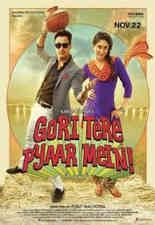 Gori Tere Pyaar Mein (Translation: My Fair Lady, In Your Love) is a 2013 Indian romantic comedy film written and directed by Punit Malhotra. Produced by Karan Johar under the banner of Dharma Productions, the film features Imran Khan, Kareena Kapoor Khan and Shraddha Kapoor in pivotal roles. VISIT : http://freeonlinemovies.tv/gori-tere-pyaar-mein.html