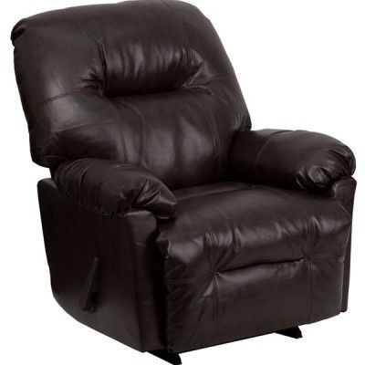wide selection of man cave furniture recliners cool chairs w ottomans leather contemporary