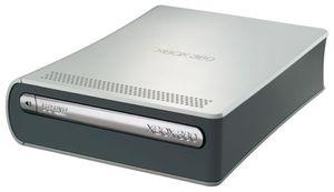 Xbox 360 HD DVD Player Attachment - Xbox 360