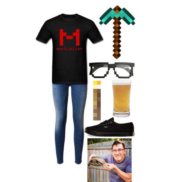 Markiplier Drunk Minecraft - Polyvore