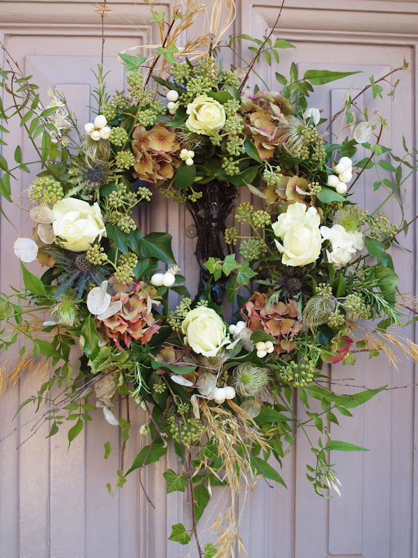 Wreath Making workshops   Learn how to make your own festive wreath, for your front door. Using traditiona...
