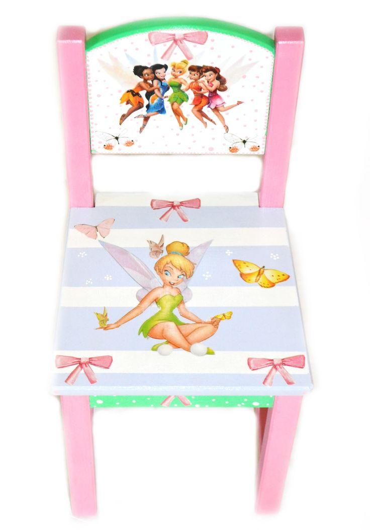 girl's chair  Lne's artwork