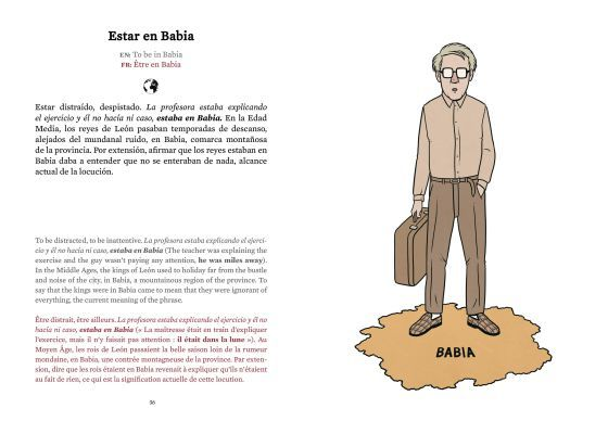 """Spanish idioms: Why do the Spanish """"shit in the sea""""?   In English   EL PAÍS"""