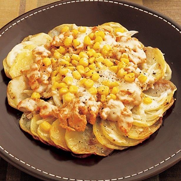 じゃがいも使い切り夕飯レシピ「豚肉とじゃがいものフライパンピザ」 - Yahoo! BEAUTY