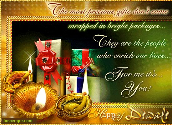 Happy Diwali to you and your family