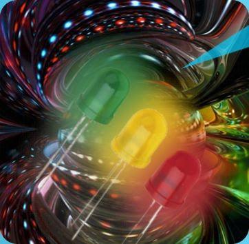 Revista ELEKTRONIKA: Funcionamiento del diodo LED.