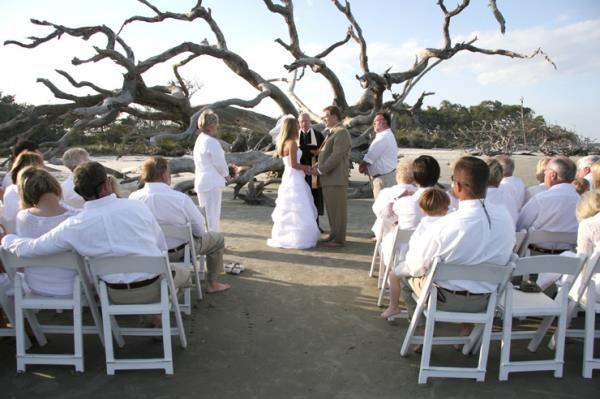 Driftwood Beach Wedding Jekyll Island Ga Someday Maybe Pinterest And Weddings
