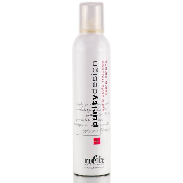 IT&LY Purity Design Pure Style Mousse Extra Strong