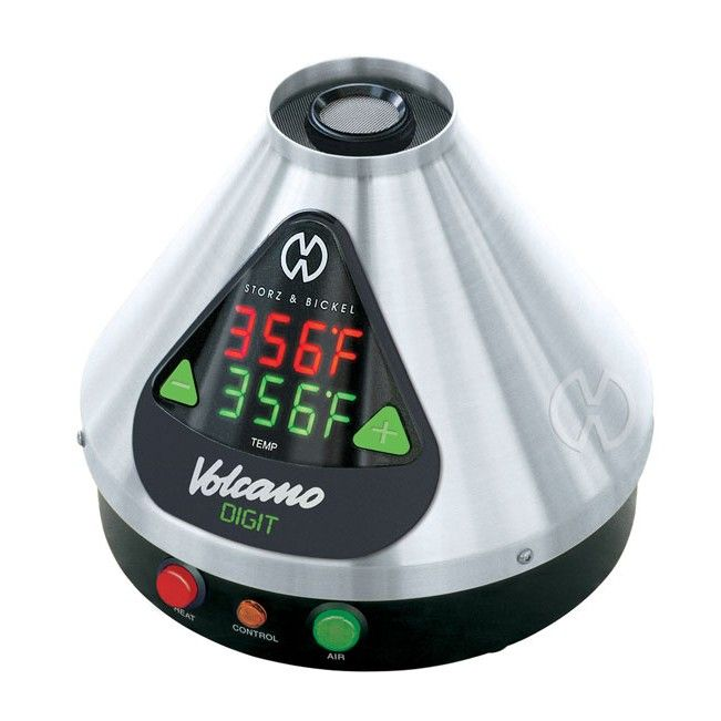It's an affordable (starting from just €499.00) powerful #vapor system with easy to use temperature control and a balloon filling that anyone can use. The best thing about Volcano Digit is that it releases the active ingredients into #vapor without burning, which makes vaping it toxin free and up to 4 times as effective as combustion (smoking) without the after effects on health like from usual smoke.
