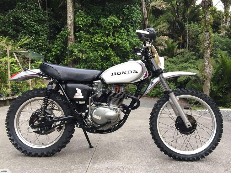 1974 Honda XL250 Motosport * Vintage Motorcycles