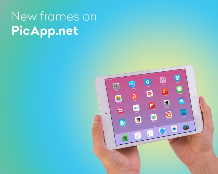 Free white Apple iPad Air mocks. Place your new iOS app screenshots in these high-quality Apple iPad Air frames with just only one click on PicApp.net and impress your customers! Try it and give us feedback! Free Download.  #mock-up #apple #ipad #frames #hand #picap