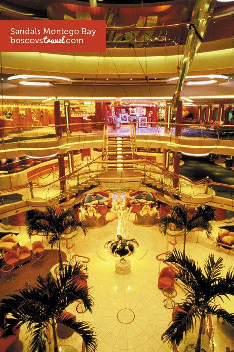 Royal Caribbean's Enchantment of the Seas Centrum #Travel #Cruise #RCI