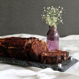 Κέικ με κακάο, βανίλια και κομμάτια σοκολάτας και το Cloud Atlas - The one with all the tastes