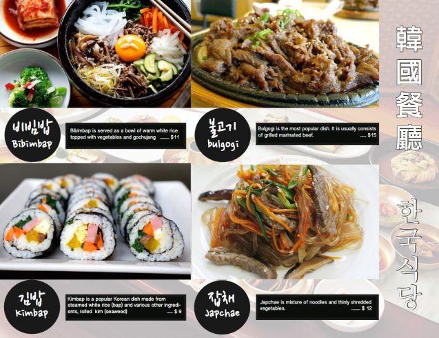 Restaurant Brochure Design work Pinterest - restarunt brochure