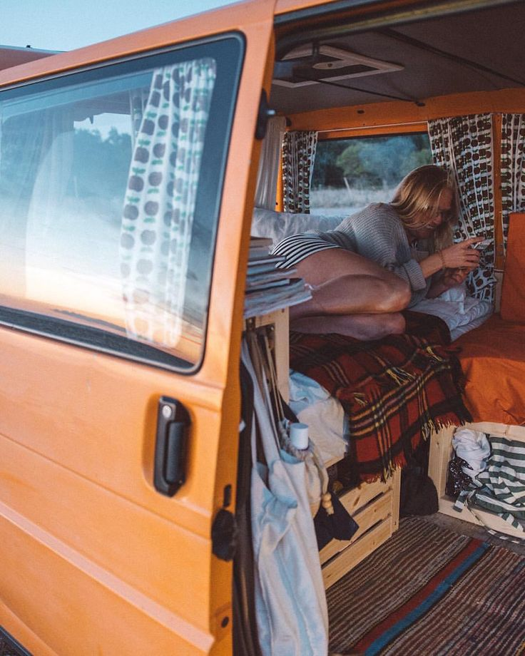 """Nordic vanlife @nordicvan """"A writer and director Selfmade Volkswagen t4 Follow us for daily inspiration and tales from the old postman's van. Now in Finland!"""" #Vanlifers #vanlife"""