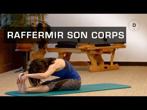 Pilates Master Class - Raffermir son corps - YouTube