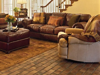 15 best brick flooring images on Pinterest | Brick flooring ...