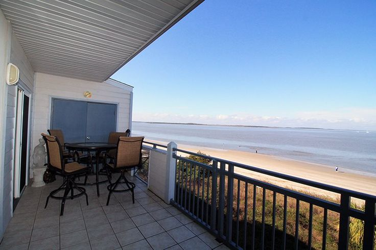 Tybee Beach Vacation Rentals | Savannah Beach and Racquet Club C306 | Tybee Island Georgia  $1779. One of my favorites, but on the north end.