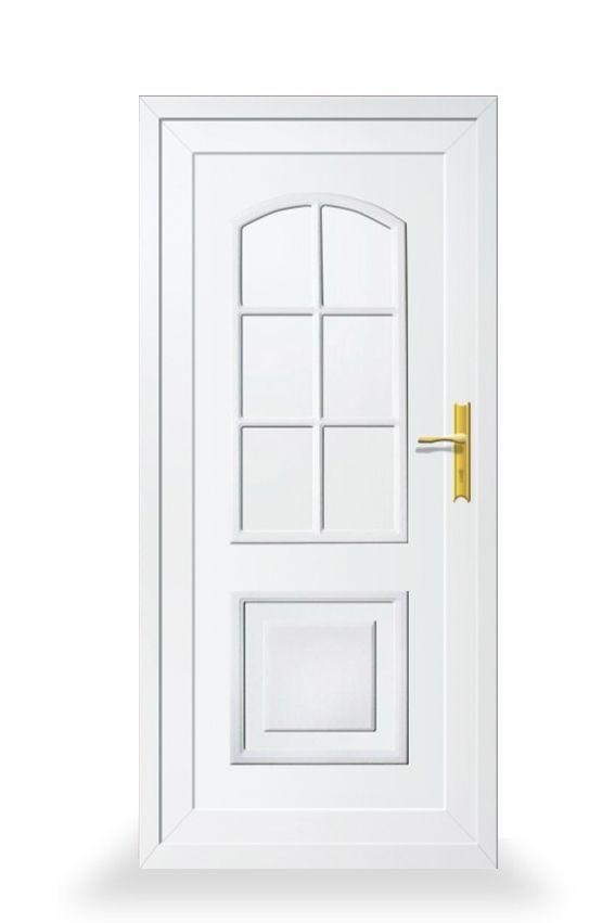 Pansy classic.  A műanyag ajtókat nagyon sokan szeretik, mert dekoratívak, könnyen tisztíthatók, és nagyon jól ellenállnak a környezeti hatásoknak.