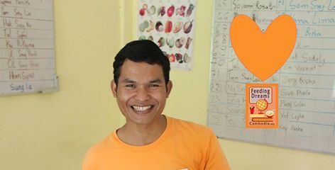 A very BIG happy birthday to our Community Support Manager - Mr Sophorn Ngin. 🎈🎉🎂 So many of you would have met Sophorn over the years and know how much he loves and respects the people of Cambodia and his wish for them to have brighter future. http://feedingdreamscambodia.org/teammember-details.php…