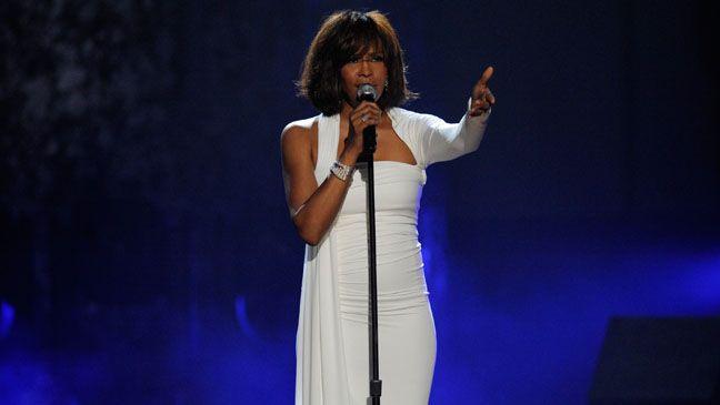 First Whitney Houston Live Album Set for Nov. Release