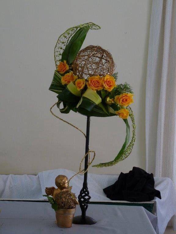 Via- Witbank Floral Art Club