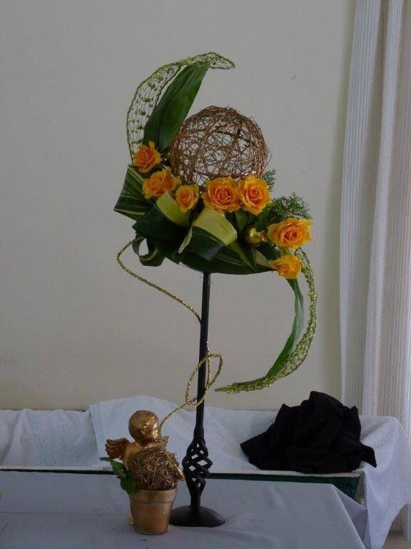 Via- Witbank Floral Art Club