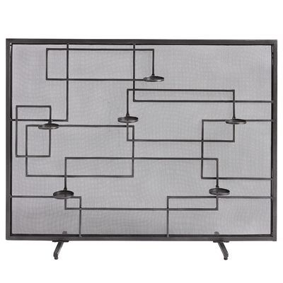 Contemporary fireplace accessories and Contemporary fireplace mantels