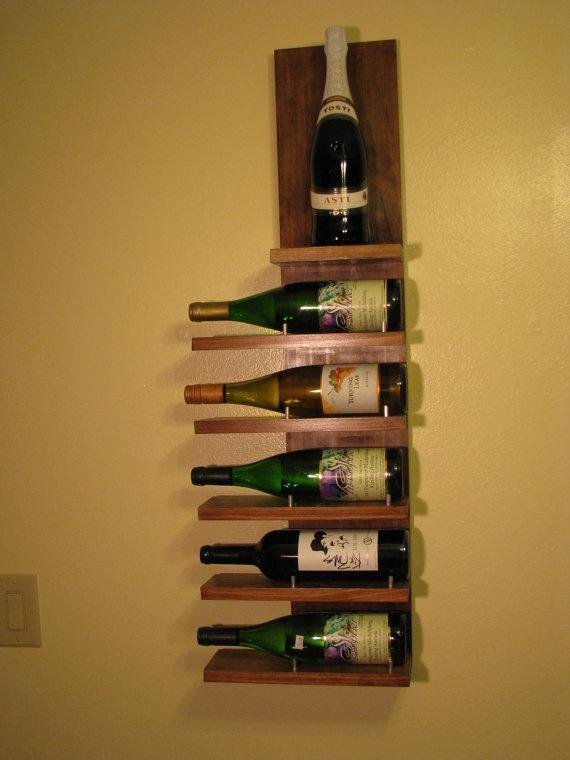 66 best stalci flase images on Pinterest | Wine racks, Wine bottles ...