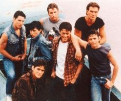 The Outsiders Film and Book