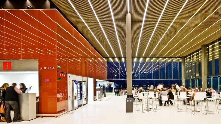Aeropuerto de Lleida, de b720 Fermín Vázquez Arquitectos