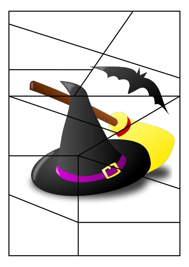 * Heksen hoed...