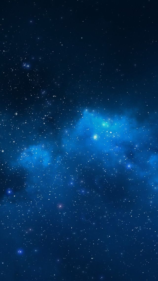 cool blue galaxy stars wallpapers - photo #20