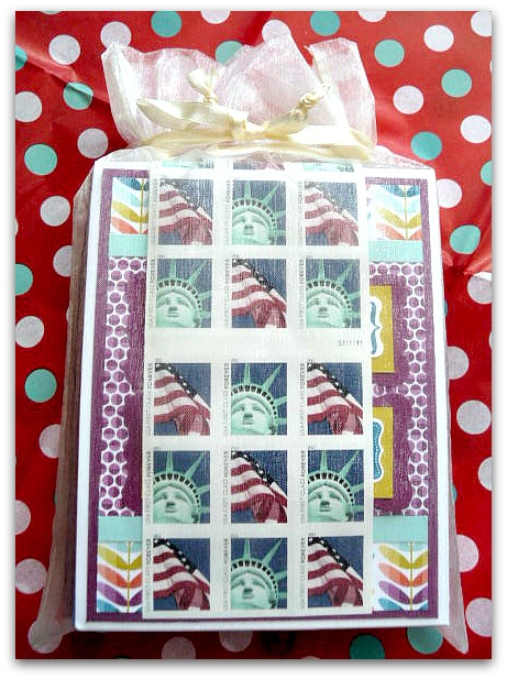 Gift idea for Sister Missionaries. Greeting Card subscription.