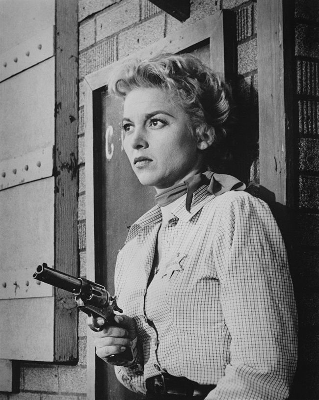Beverly Garland - Gunslinger (1956)