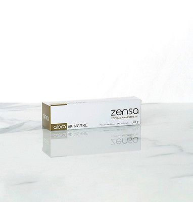 Tattoo Supplies: Zensa Topical Anaesthetic Numbing Cream Fast Absorption Tattoo Permanent Makeup -> BUY IT NOW ONLY: $40 on eBay!