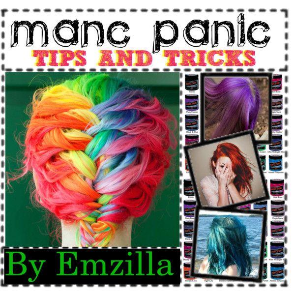 33 best Manic panic images on Pinterest   Hairstyles, Manic panic ...