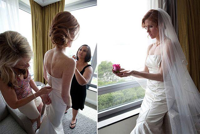 DM Luxury Hair: Julie Davis Wedding: Battery Park Gardens NY 5.21.2010