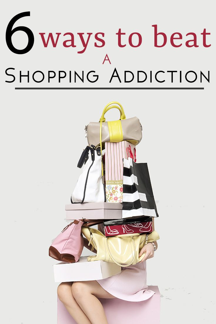If you have a problem with shopping too much, learn my favorite tricks for beating that bad habit!