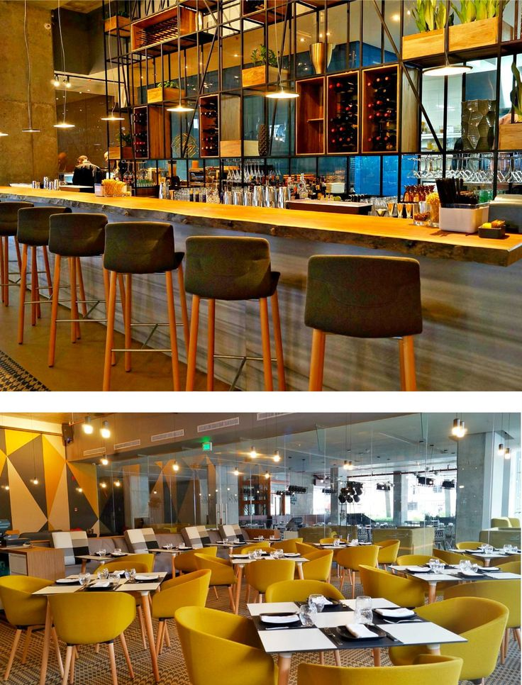 Restaurant Degusta in Panama has selected two of our most iconic products for its amazing place: Slot stool (design Favaretto&Partners) and Basket chair (design AlessandroBusana). You can find our best #designchairs @www.gaber.it #interiordesign #contractdesign