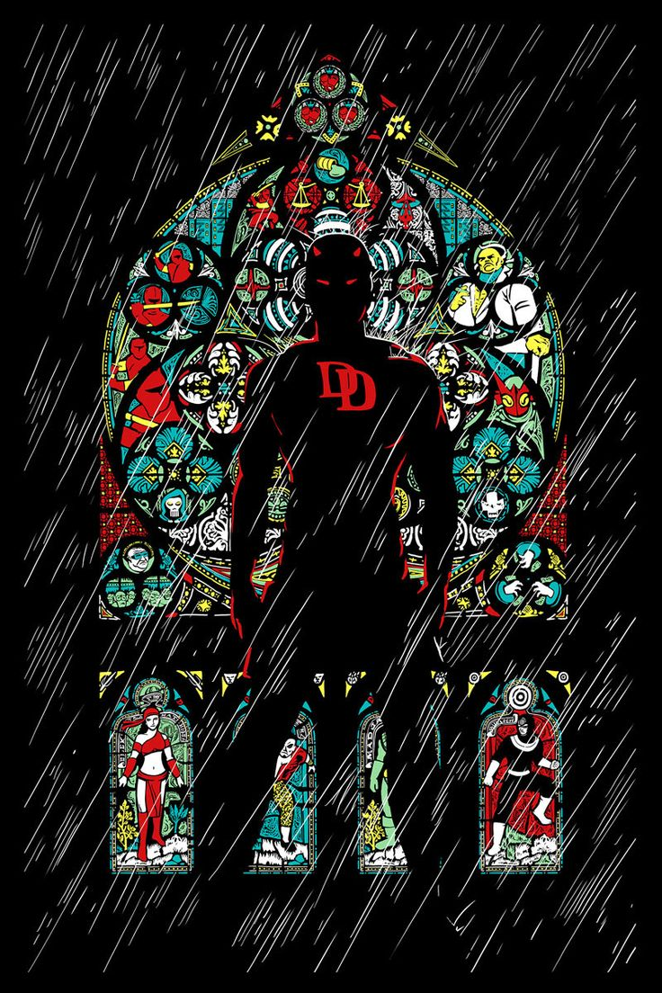 Daredevil - Chris Thornley