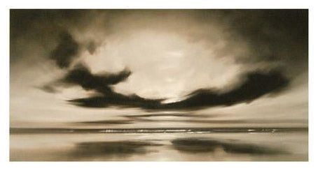 Moonlight Shadows III - Limited Edition Giclee on Hahnemuhle Paper by Rob Ford
