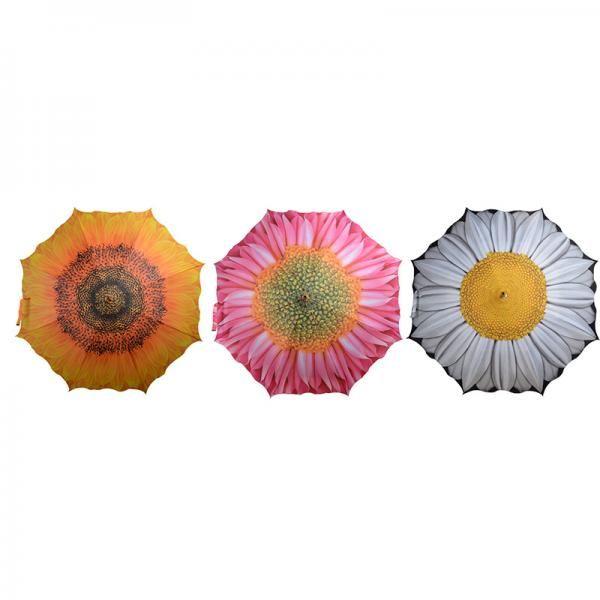 Virágmintás esernyő 3-féle színben.