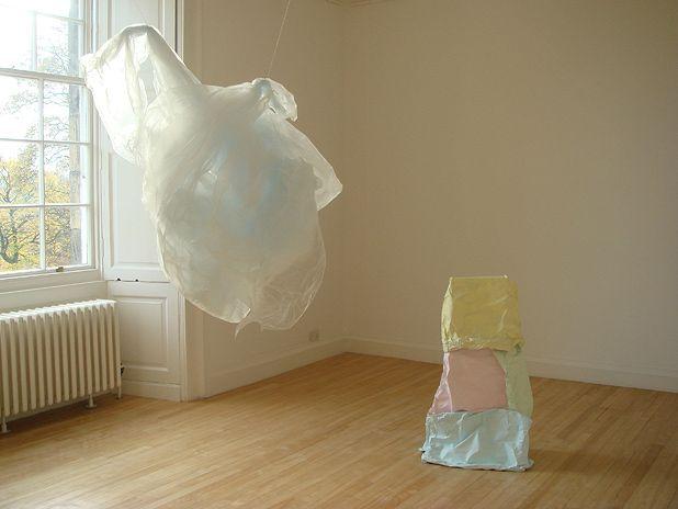Karla Black: Sculptures   The List