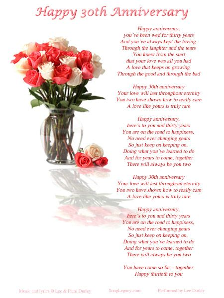 Happy Wedding Anniversary Songs