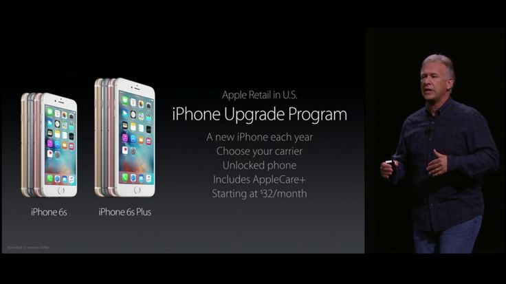 The iPhone Upgrade Program is a new program that gives you a new iPhone every year, with AppleCare+ for just $32 a month for two years. Keeping paying and you keep getting new phones and service co...