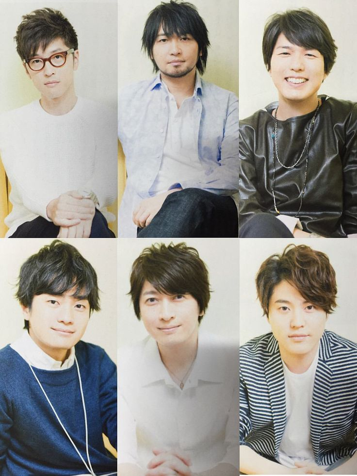 Matsuno's brothers voice actors