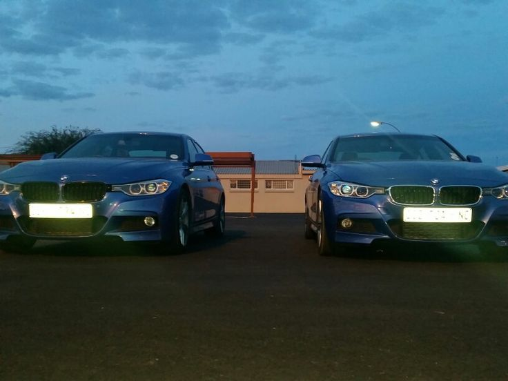 I found an f30 Msport friend! But could also compare the blacked out kidneys.